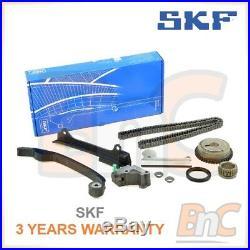 Genuine Skf Heavy Duty Timing Chain Kit Fits For Nissan Primera P12 1.8 16v