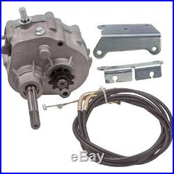 Go Kart Forward Reverse Gear box Fit For 2HP 13HP Engine 41P 10T or 12T