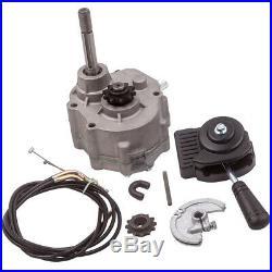 Go Kart Forward Reverse Gear box Fits 2HP-13HP Engine 4 Stroke Brand New
