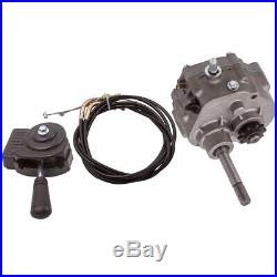 Go Kart Forward Reverse Gear box Fits For 2HP-13HP Engine 4 Stroke Gearbox