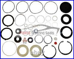Heavy Duty Power Steering Gear Box Seal Kit Fits Zf 8098