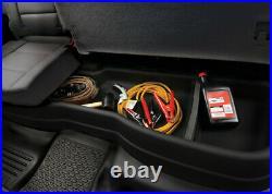 Husky Liners Gearbox Storage Box Fits 2014-2019 Silverado Sierra 1500 Double Cab