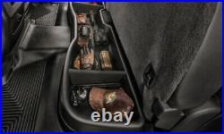 Husky Liners Gearbox Under Seat Storage Box Fits 2019 Silverado Sierra Crew Cab