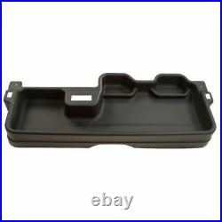 Husky Liners Gearbox Under Seat Storage Fits 2014-2019 Toyota Tundra Double Cab
