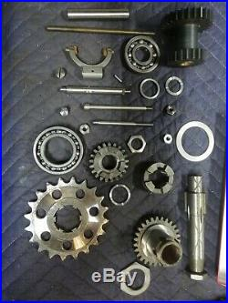 Indian Hedstrom Hendee 2 speed gear box parts fit 1914