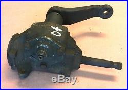 Jeep YJ manual steering gear box fits 87-95 Wrangler Cj5 Cj7 Cj8