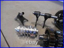 KTM 450 EXC R gear box complete for 450EXCR 6 speed Fit 07/10 Motocross