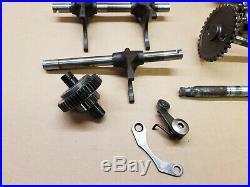 Kawasaki ZX12R Ninja Complete gear box set transmission, Fits 2000 2006