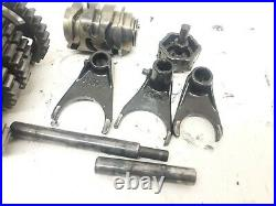 Ktm 125 Sx 2005 Gearbox Gears Selector Forks Barrel (may Fit 2004, 2006)