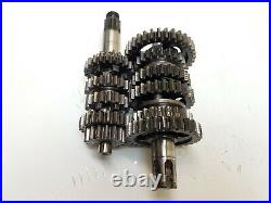 Kx 85 2003 Gearbox Input Output Shaft Gears (may Fit Other Years)