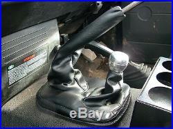 Land Rover Defender All 90 / 110 & Models Up To 2006 Td5 Gearbox Gaiter Black
