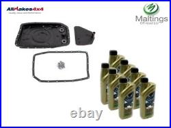 Landrover discovery 4 gearbox service kit discovery 4 easy fit sump kit 10-12