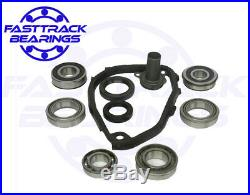 Mini Gearbox Rebuild Kit with front cover FitsMidland box code GS5 65BH