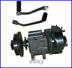 NEW COMPLETE 4 SPEED GEAR BOX 350CC Fit for Royal Enfield Motorcycle