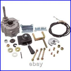 New Go Kart Forward Reverse Gear box Fit For 2-13HP Engine Transmission 5/8 inch