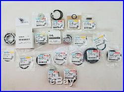 New OEM Kubota Gearbox Repair Kit K5615-33106 Fits RCK54-18Z RCK60-21Z RCK60-28Z