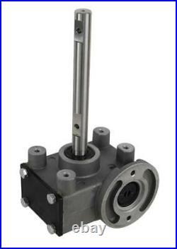New Salt Spreader Gearbox Fits Snow-ex Sp6000 Sp8000 Sp7500 Sp7550 Sp8500 D6107