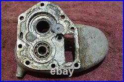 Norton Laydown Gearbox Inner Cover with Fittings