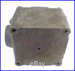 OEM Grasshopper MOWER DECK RIGHT ANGLE GEARBOX CASE 390028 fits 6372 9272 9572