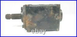 OEM John Deere FRAME AND MOWER PEERLESS GEARBOX AM105297 fit F710 F725 F735 ZTR