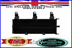 OIL COOLER AUTO GEARBOX TRANSMISSION FITS NISSAN NAVARA D40 2.5 DCI year 05-15