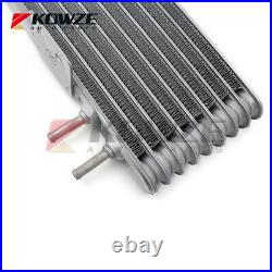 Oil Cooler Gear BOX Radiator Fits Mitsubishi Lancer CY4A CY5A 2.0 2.4 2007-2017