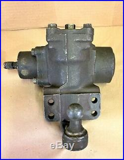 PULL OFF OEM POWER STEERING GEAR BOX 27-8472 FITS TOYOTA PICKUP 4RUNNER WithARM