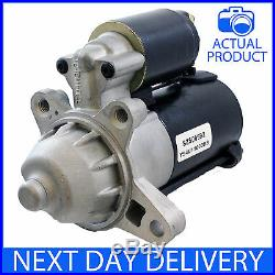 Petrol Only! Fits Ford Transit Connect 1.8 16v 2002-2013 Rmfd Starter Motor