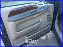 Power Steering Gear Box 36-spline Fits 99 00 01 02 Ford F250 F350 Excursion