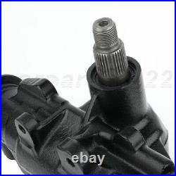Power Steering Gear Box Fits 2000-2010 Chevy Silverado 1500 2500 3500 GMC Pickup