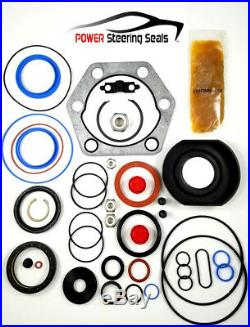 Power Steering Gear Box Seal Kit Fits Trw Hfb64