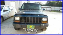 Power Steering Gear Box with Pittman Arm LHD Fits 97-01 CHEROKEE 175099