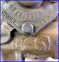 Pull Off Manual Steering Gear Box Saginaw 5678420 Fits Chevelle Malibu Impala