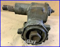 Pull Off Manual Steering Gear Box Saginaw 5678420 Fits Chevelle Malibu Impala