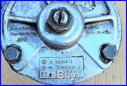 Pull Off Oem Manual Steering Gear Box 211415049h Fits Vw Transporter Van Type II