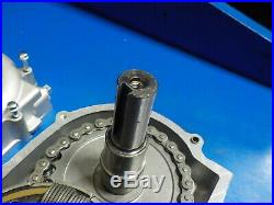 REDUCTION GEARBOX FITS HONDA GX390/gx270 BRAND NEW 21 WITH INTERNAL CLUTCH