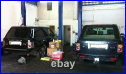 Range Rover Sports 3.0 4.4l 5.0l Auto Gearbox Supply & Fit 2009-2013