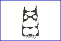 Real Carbon Fiber Inner Gear Shift Box Panel Cover Fit For Alfa Romeo Giulia2020
