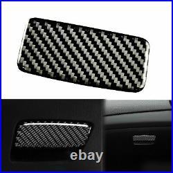 Real Carbon Fiber Interior Trim Cover Sticker for Mercedes Benz 13-18 CLA GLA