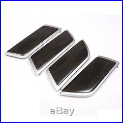 Replace Car Door Decoration Panel Cover Trim For Discovery 5 LR5 L462 2017-18