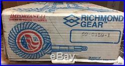 Richmond Gear Ring & Pinion 69-0159-1 GM fits 67-70 Camaro others New open box