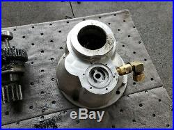 Ridgid 96830 Gear Box Drive Rebuild Kit fits 535 pipe threader 96437 Drive gear
