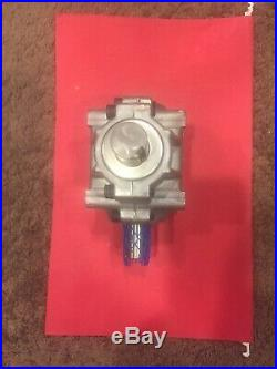 Scag 482486 Deck Gear Box Assembly Gearbox Repl 481516 Fits Turf Tiger & More