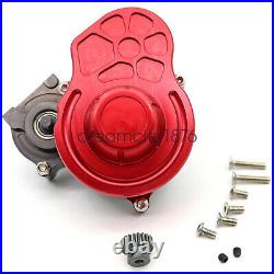 Seal Alloy Complete Assembled Transmission Gearbox Fit For RC 1/10 AXIAL SCX10
