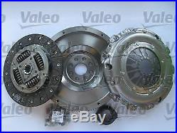 Solid Flywheel Clutch Conversion Kit fits BMW 325 E46 2.5 00 to 05 Set Valeo New