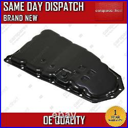 Steel Auto Gearbox Oil Sump Pan Fit For A Nissan Qashqai 2.0 20072013 New