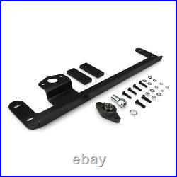 Steel Steering Stabilizer Brace For 2003-2008 Dodge Ram with 09+ Gearbox Installed
