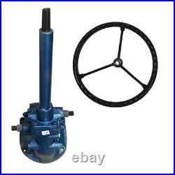 Steering Gear Box Assembly Fits Ford 800 801 820 821 840 841 850 851 860 861 871