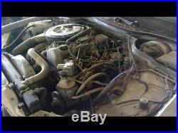 Steering Gear Rack Box 126 Type Power Steering Fits 81-87 MERCEDES 300D 263633