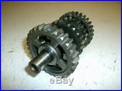 Suzuki Rm 250 Gearbox Counter Shaft 1989 (may Fit Other Years)